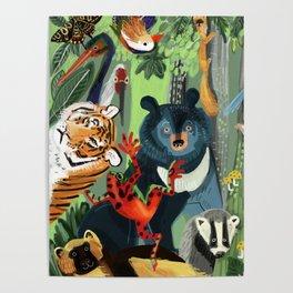 Ussuriland  Dersu´s dream Poster