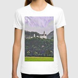 Castle Neuschwanstein Germany T-shirt