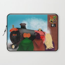 Sisters! To School! Laptop Sleeve