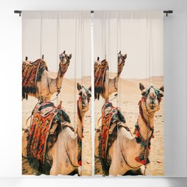 Camels Blackout Curtain