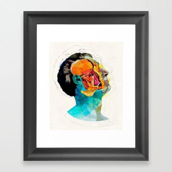 Anatomy [Ellis+Ford] Framed Art Print