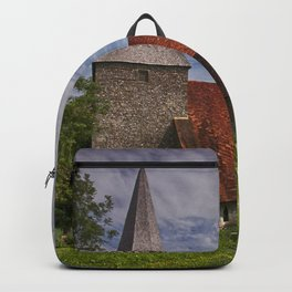 St Michael And All Angels Berwick Backpack