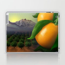 Satsuma Mandarins Laptop & iPad Skin