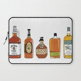 5 Whiskeys Laptop Sleeve