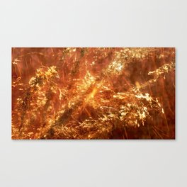 Forest Furnace Canvas Print