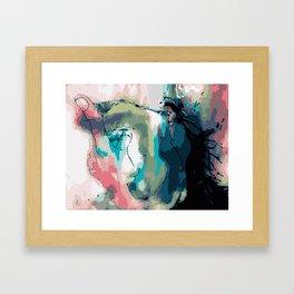 Oiwa II Framed Art Print