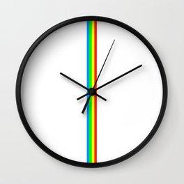 RYGB Wall Clock