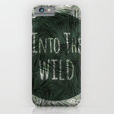 into the wild *palms iPhone 6s Slim Case