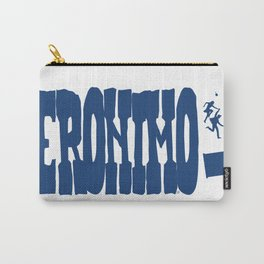 Geronimo Doctor Who Carry-All Pouch