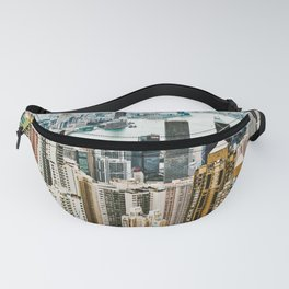 Harbour Section Fanny Pack