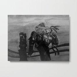 Haiiijaaa, Lee sin Metal Print