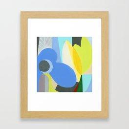 Chroma 9 Framed Art Print