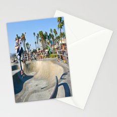 Venice Skate Park Stationery Cards