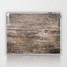 The old boards . Wood . Laptop & iPad Skin