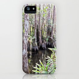 Letting Go of Today iPhone Case