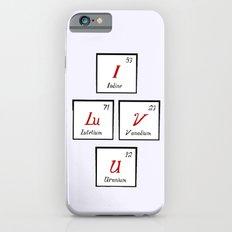 Chemisrty Slim Case iPhone 6s