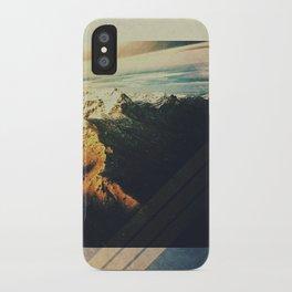 Fractions C05 iPhone Case