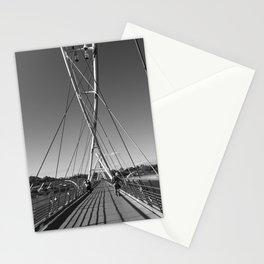 Tempe Town Lake Foot Bridge Stationery Cards