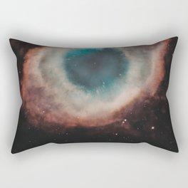 EYE OF SPACE Rectangular Pillow