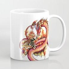 Elemental series - Fire Mug