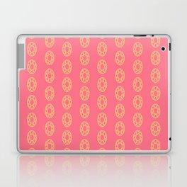 Happy Oval Gems Laptop & iPad Skin