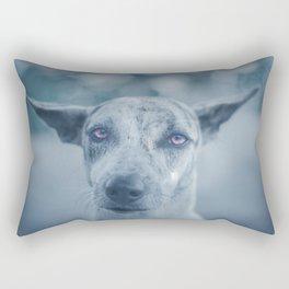 Perro Rectangular Pillow