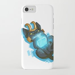 Loki(tty) iPhone Case