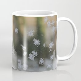 "It's frosty ""Ice Flower"" #1 #art #society6 Coffee Mug"