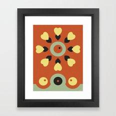 POW-WOW Framed Art Print