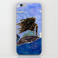 Lady of the Atlantic Crossing iPhone & iPod Skin