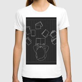 Avid book lover T-shirt