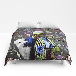 Lil Uzi Luv is Rage Comforters