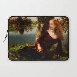 Lady of the Lake Laptop Sleeve