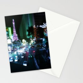 Passing Lights Stationery Cards
