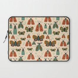 Minty butterflies Laptop Sleeve