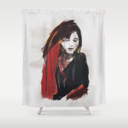 Idyll Shower Curtain