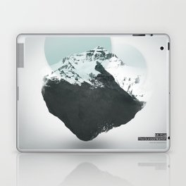 Mt. Everest - The Surreal North Face Laptop & iPad Skin