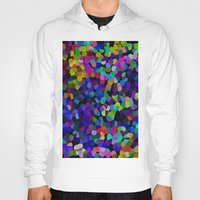dots Hoodies featuring Dots by Art-Motiva