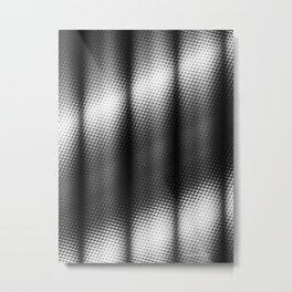 Industrial Snakeskin Metal Print