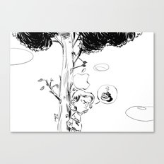 Guillaume Tell 2.0 Canvas Print
