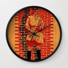 Five minute break!  Wall Clock
