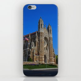 Old West End Our Lady Queen of the Most Holy Rosary Cathedral II- vertical iPhone Skin
