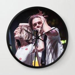 July Talk Wall Clock