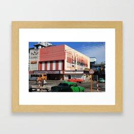Havana 11 Framed Art Print