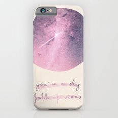 stars iPhone 6s Slim Case
