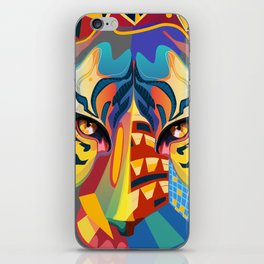 Its a Jungle out there iPhone Skin