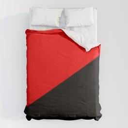 Antifa Flag Comforters
