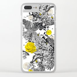 Bee Stung Clear iPhone Case