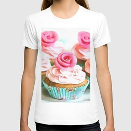 Romantic Cupcakes T-shirt