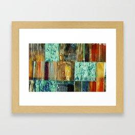 Strip Search Detail #2 Framed Art Print